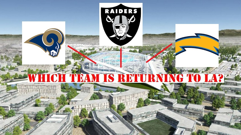 Which Team Is Heading To Los Angeles Celebnsports247