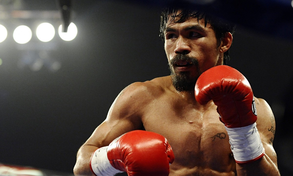Manny Pacquiao Endorsements