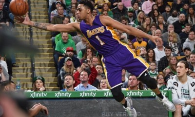 D'Angelo Russell MOST HATED By Lakers