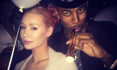 Iggy Azalea Is Happy D'Angelo Russell Snitched on Nick Young