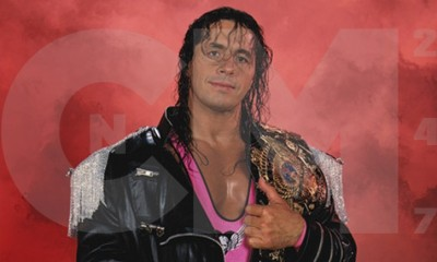 WWE's Bret Hart