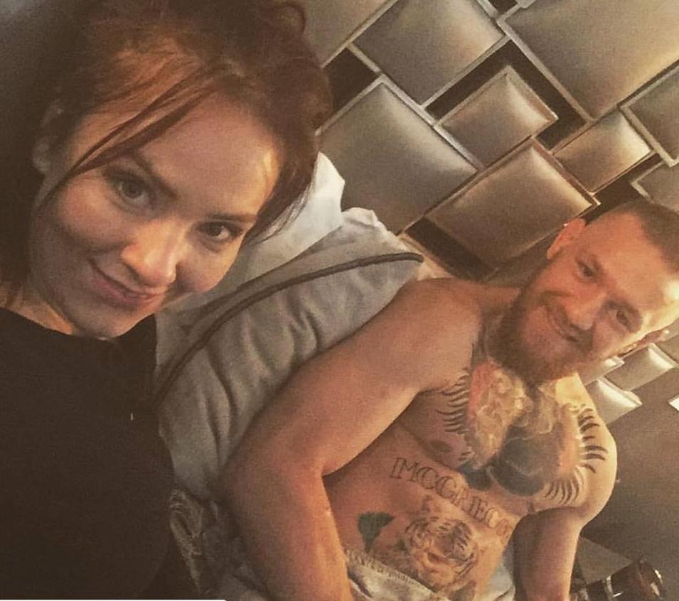 Conor McGregor Facebook