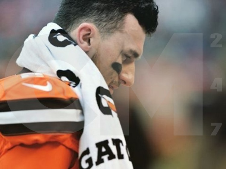 Johnny Manziel Indicted