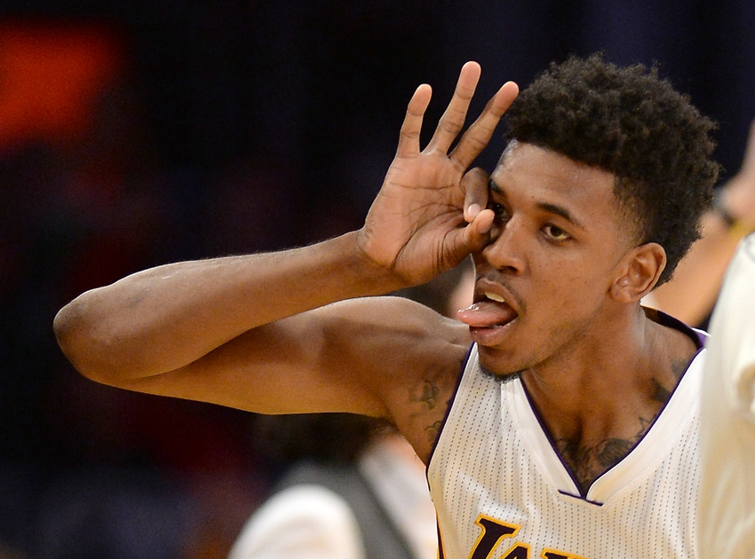 Nick Young tattoo