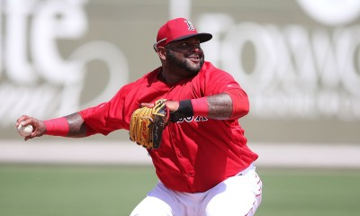 Pablo Sandoval Gets 17 million to Ride Red Sox Bench