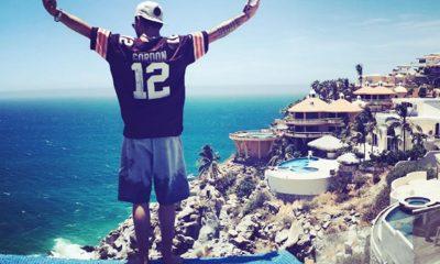 Johnny Manziel Mexico Trips
