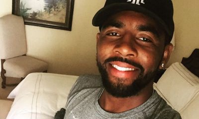 Kyrie Irving Apologizes For Partying With White Chicks