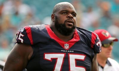 Texans DT Vince Wilfork Bares ALL in Body Issue