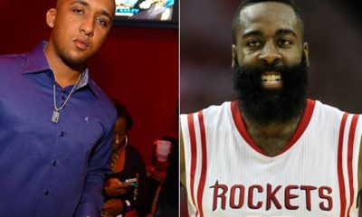 Moses Malone's Son Attacked By James Harden's Crew