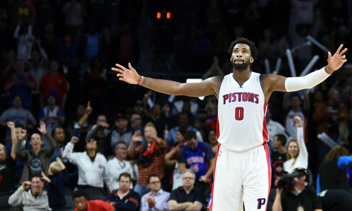 Psitons Andre Drummond Closing on Five-year Deal
