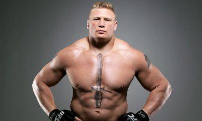 Brock Lesnar Facing Heavy Fines + Suspension After 2nd Failed Drug Test