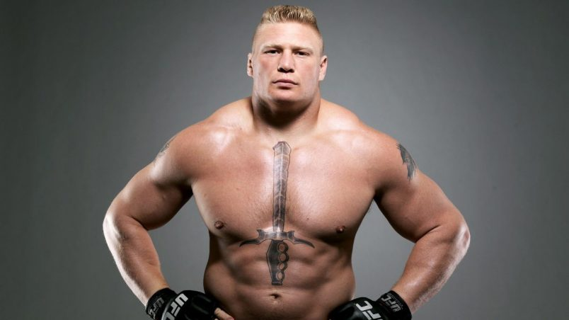 Brock Lesnar Facing Heavy Fines + Suspension After 2nd Failed Drug Test