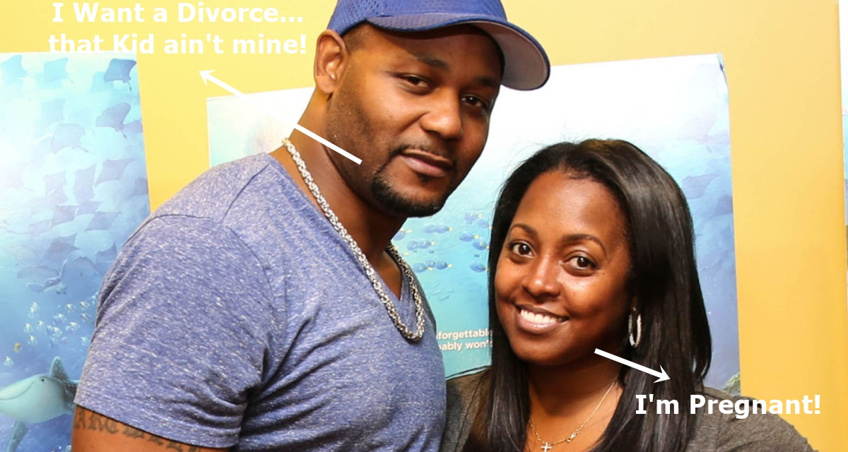 Ed Hartwell Divorcing Pregnant Keshia Knight Pulliam