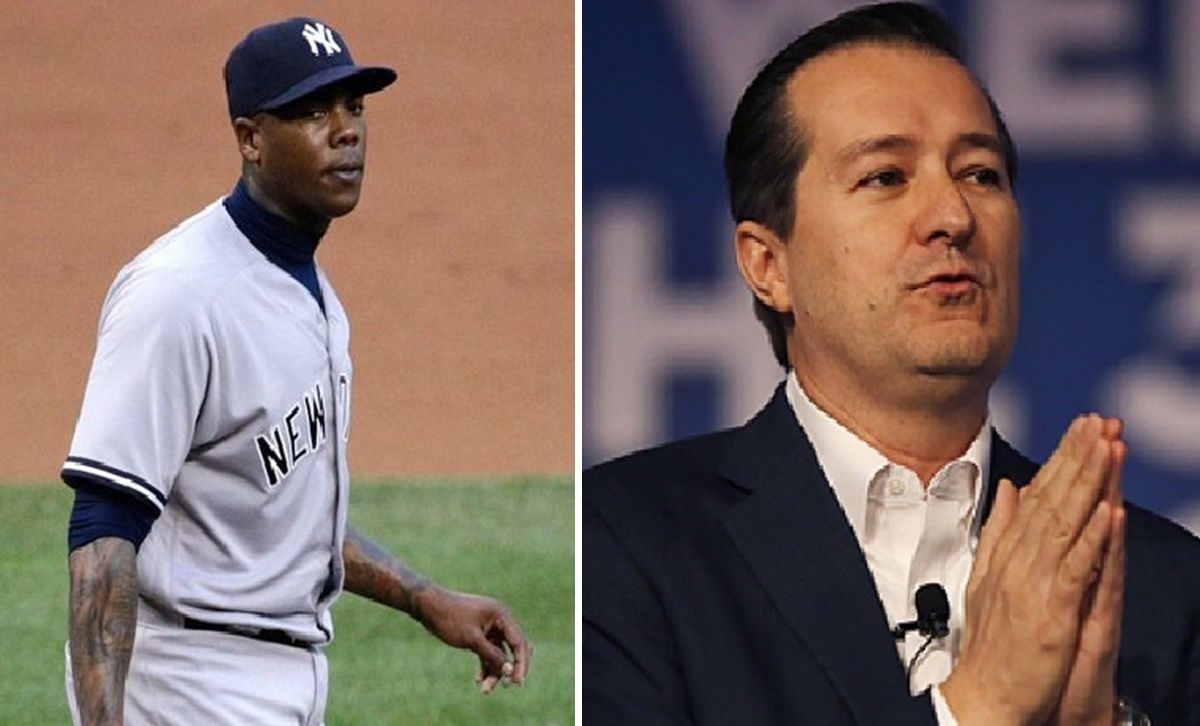 Aroldis Chapman + Tom Ricketts Address Domestic Violence Incident