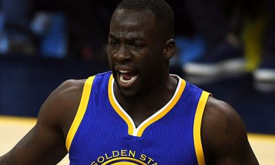 Draymond Green Attends Wedding Then Gets Arrested
