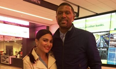 It's Official Jalen Rose + Molly Qerim Are Dating
