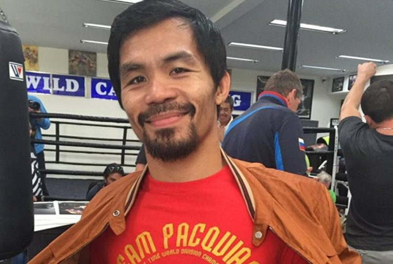 Manny Pacquiao Coming Out of Retirement For Fight