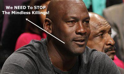 Michael Jordan Donates $2M To End Police Brutality on Blacks