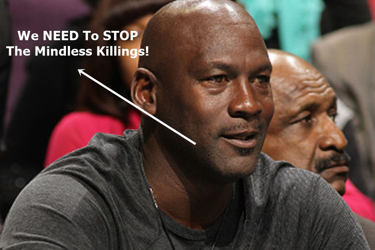 Michael Jordan Donates $2M To End Police Brutality on Blacks