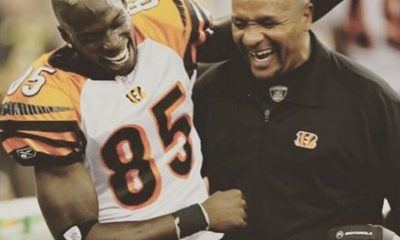 Ochocinco Back In The NFL as A Coach