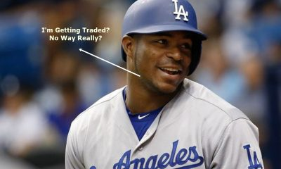 Dodgers Open to Trading Yasiel Puig