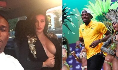 BITES: Usain Bolt Responds To Cheating Rumors + Reggie Bush Wife Acts Like Kimmy K