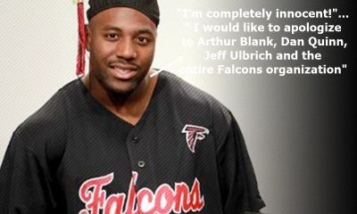 Torrey Green Releases Statement After Falcons Cut Him