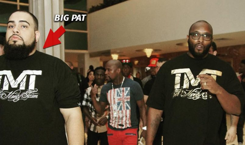 Floyd Mayweather's Bodyguard Big Pat Accused of Battery