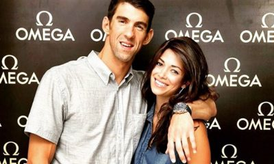 Michael Phelps Ex Intersex Lovers Vivid Imagination is GOLD