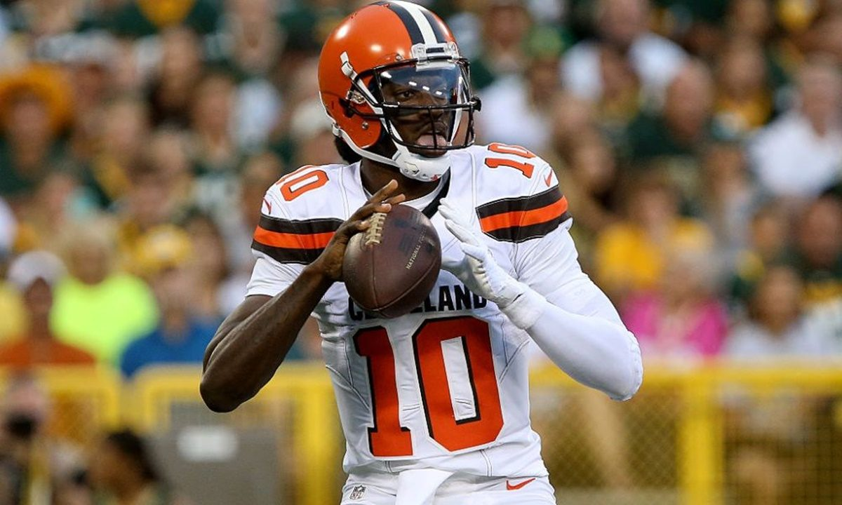 Robert Griffin III Flaunts New White Girlfriend; Wife Blindsided