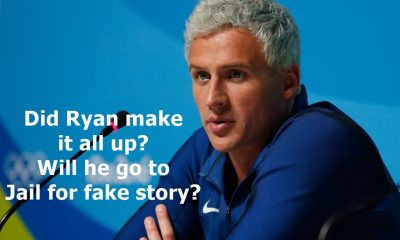Ryan Lochte Facing Federal Indictment