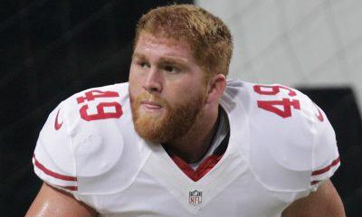 49ers TE Bruce Miller Arrested For Assault; 49ers Cut Miller