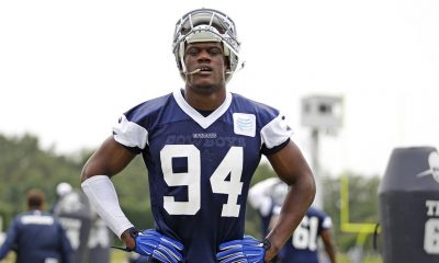 NFL Suspends Randy Gregory for Another 10 Games