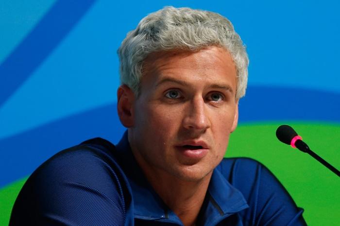 USA Olympian Ryan Lochte BANNED; Career in Jeopardy