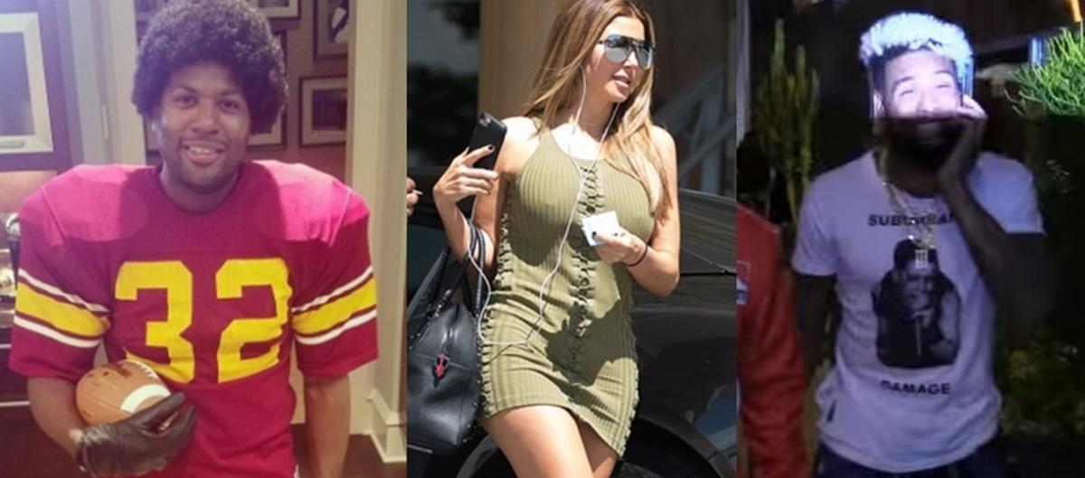 Brandon Weems Criticized, Odell Beckham Jr + Larsa Pippen is Kim K
