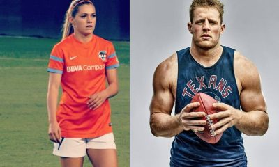 Kealia Ohai Spills Tea on JJ Watt; Confirming Relationship