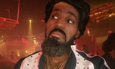 "LeBron James Drops $5k on ""Martin"" Halloween Look"