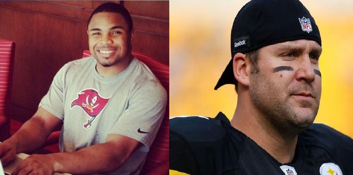 Steelers Ben Roethlisberger Out + Doug Martin Out Indefinitely