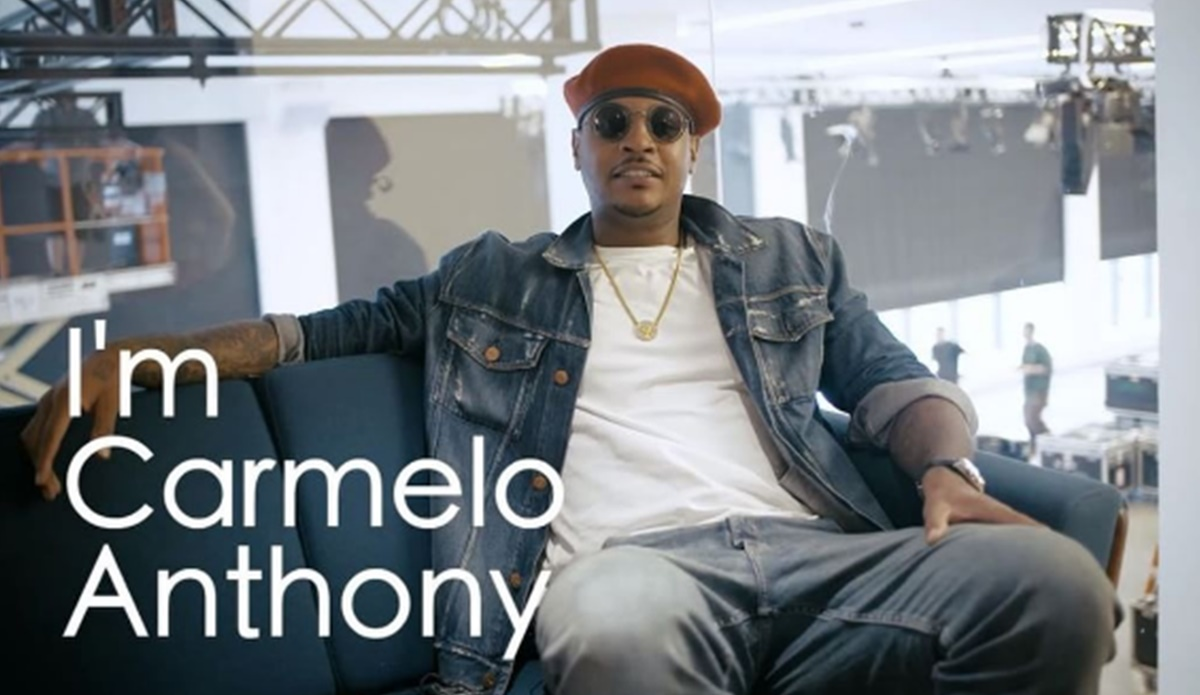 Carmelo Anthony Weighs in on Colin Kaepernick Kneeling