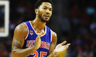 Derrick Rose CLEARED of Charges; Poses With Jury
