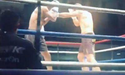 Idris Elba WINS Kickboxing Debut; Madonna Watching Closely