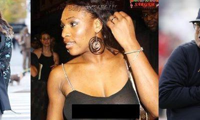 BITES: LaLa Anthony + Serena Williams Nipples Out + Jim Harbaugh Tantrum
