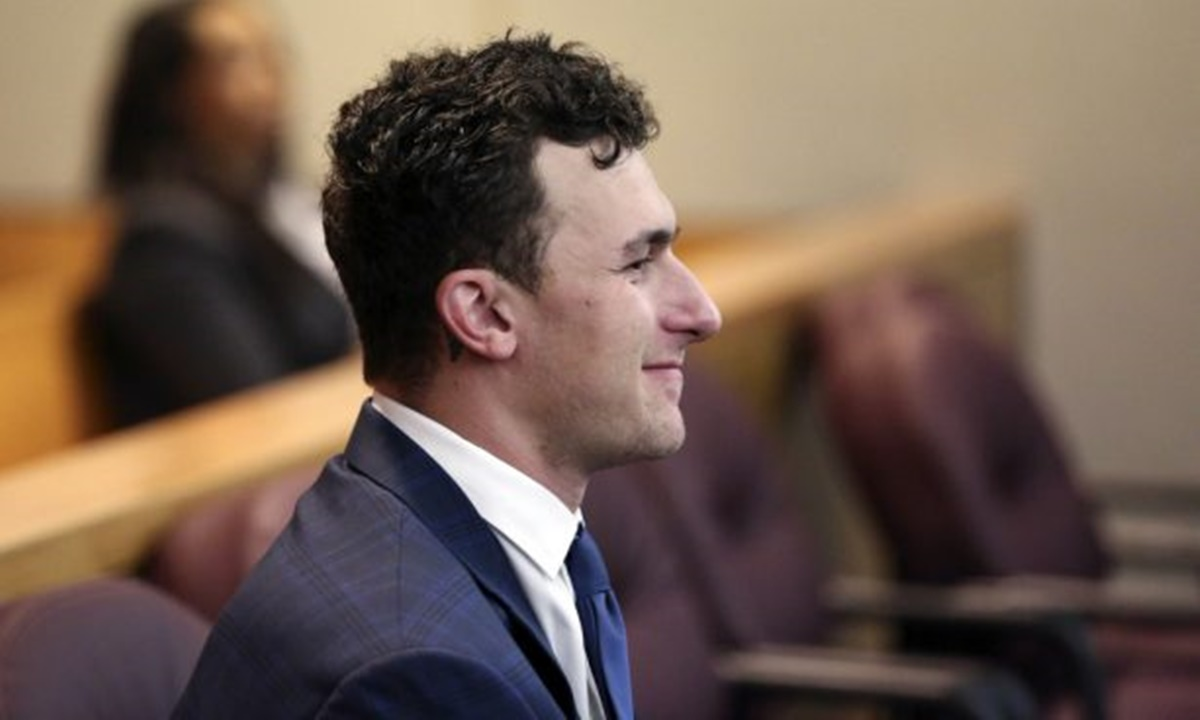 Johnny Manziel Sued For Breaking Dude's Nose