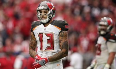 Mike Evans Flip Flops On Anthem Protest
