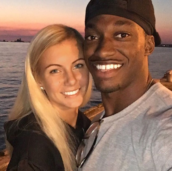 Robert Griffin III Ex-Wife BLASTS Him For Cheating; Grete is His Angle