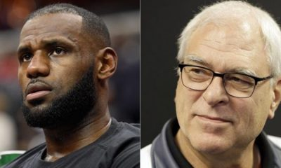 Lebron James LOSES ALL Respect for Phil Jackson