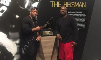 Ex-Heisman Trophy winner Rashaan Salaam Dubbed Suicide