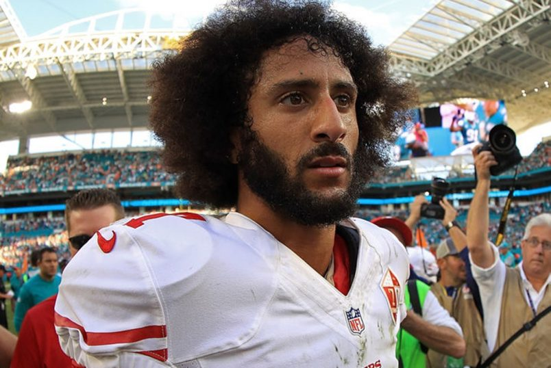Did Colin Kaepernick Just Hint His 49ers Days Are Numbered