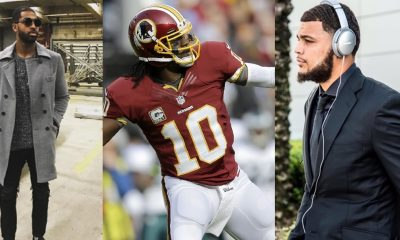 RG3 NFL Career on Life Support, Tristan Thompson is a Dad + Mike Evans IR