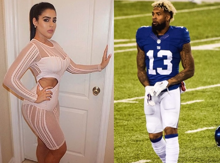 Odell Beckham Jr Dating Insta THOT; Aaron Hernandez Lawyer Ridiculous Angle